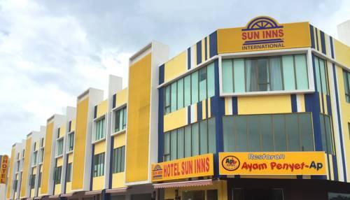 hotel Sun Inns Hotel Pasir Penambang (KS Botanic)