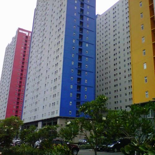 hotel Green Pramuka City
