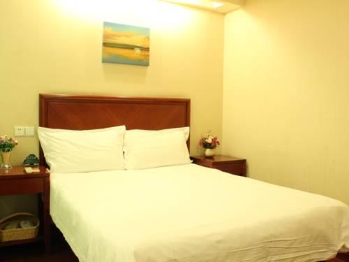 hotel GreenTree Inn JiangSu SuZhou XiangCheng Home Furnishing LiKou Metro Station Business Hotel