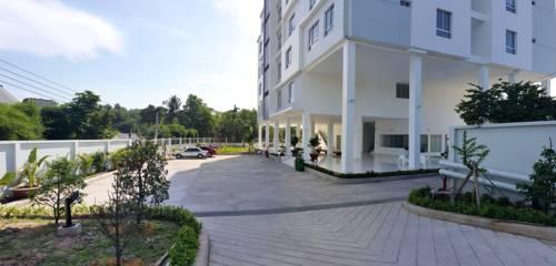 hotel Waterfall Residences Binh Duong