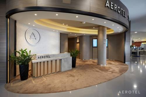 hotel Aerotel Abu Dhabi
