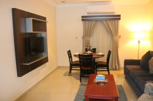 hotel Al-Fakhamah Hotel Apartments