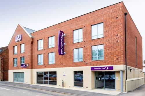 hotel Premier Inn Hitchin Town Centre
