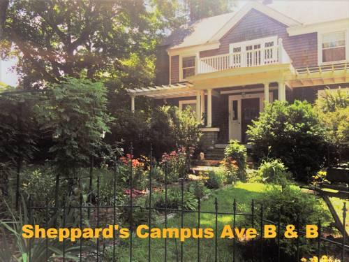 hotel Sheppard's Campus B&B