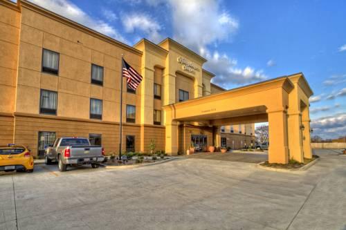 hotel Hampton Inn Clarksdale, Ms