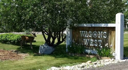 hotel Wagons West RV Park and Storage