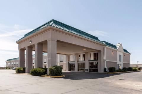 hotel Rodeway Inn Clarksdale