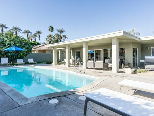 hotel Upscale Palm Springs Corner Lot Home Home