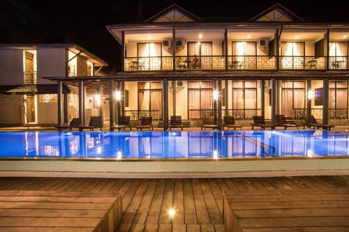 hotel Alia Residence Business Resort