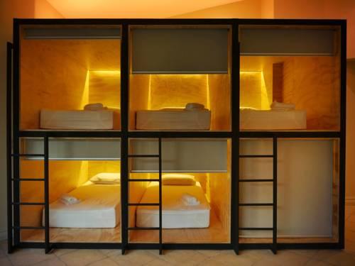 hotel Fauna Luxury Hostel