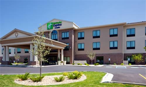 hotel Holiday Inn Express & Suites - Mason City