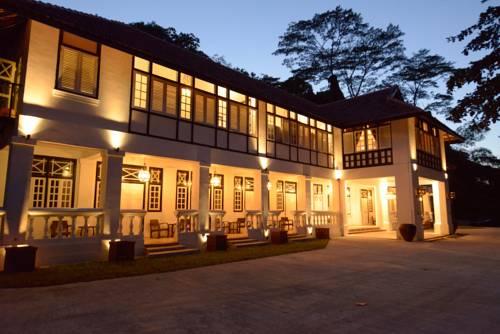 hotel Villa Samadhi Singapore by Samadhi