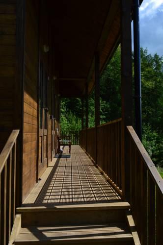 hotel Ironbridge Lodge