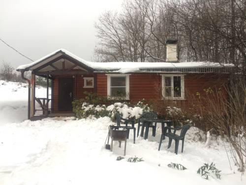 hotel Dom na Gore v Stepanovo