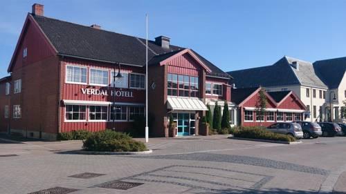hotel Verdal Hotell