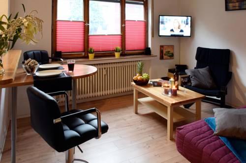 hotel Haus-Gronau-Wohnung-FeWo-B