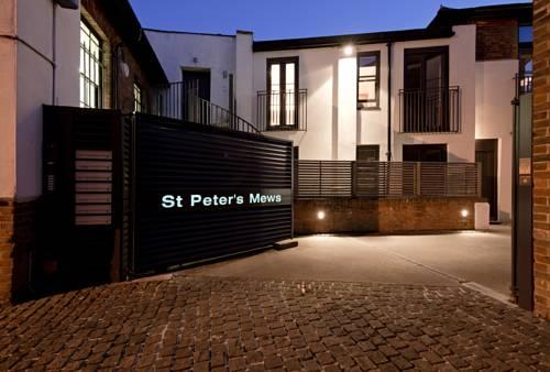 hotel St Peters Mews