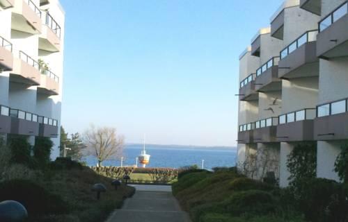 hotel Ferienwohnung Francois Meerblick