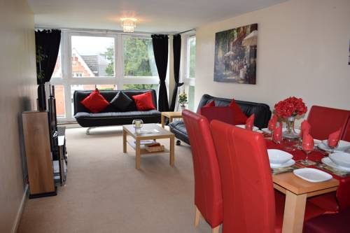 hotel Strutts Park Apartment Derby