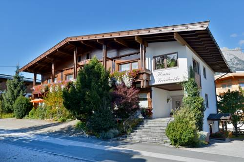 hotel Haus Friederike - Sylvia Brunner