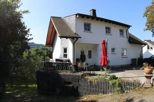 hotel Pension Garni Haus Bismarckhöhe