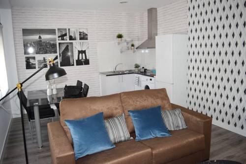 hotel Madrid Suites Tetuan