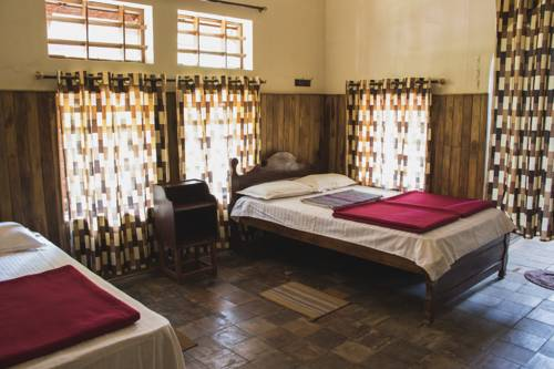 hotel Stay Near Untouched Forest