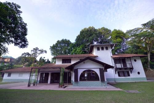 hotel Straits Hill Villa