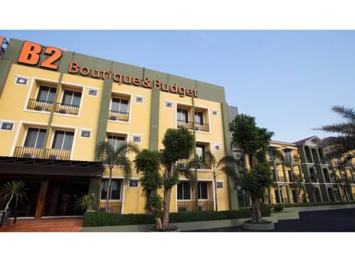 hotel B2 Buriram Boutique and Budget Hotel