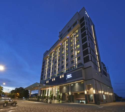 hotel The Pure Hotel Sungai Petani