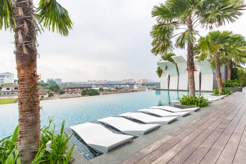 hotel Clean Studio @ MKH Boulevard Kajang