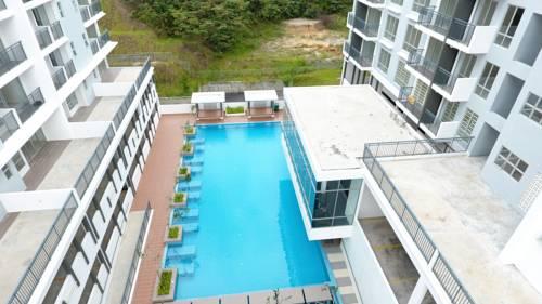 hotel Apartment Cikgu Zarif@Hijauan Heights UKM