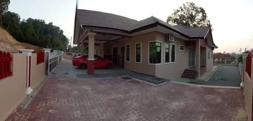 hotel DBukit Losong Villa Kuala Terengganu