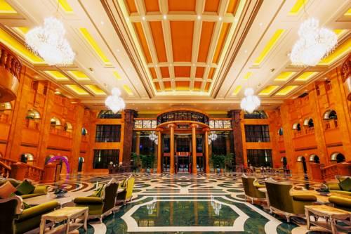 hotel Dongguan Mankater Internation Hotel