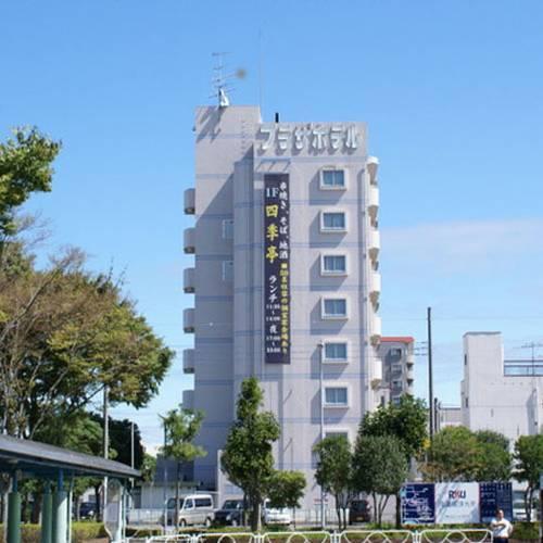 hotel Ryugasaki Plaza Hotel Honkan