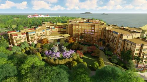 hotel Disney Explorers Lodge