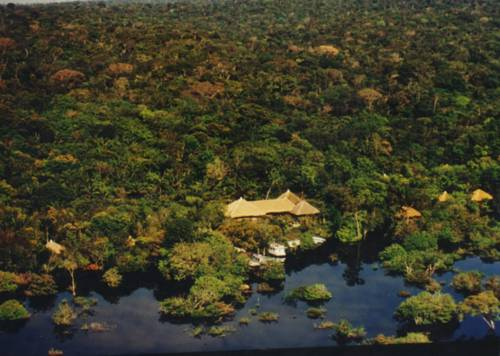 hotel Amazon Village Jungle Lodge