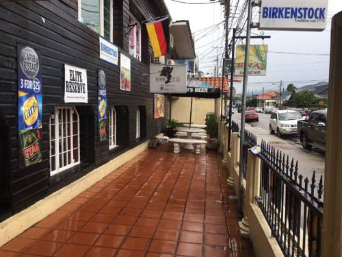 hotel Liam's Guesthouse On The Avenue Port of Spain