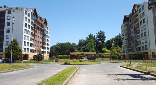 hotel Departamentos Las Encinas