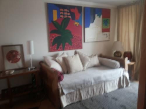 hotel Al pie de los Andes