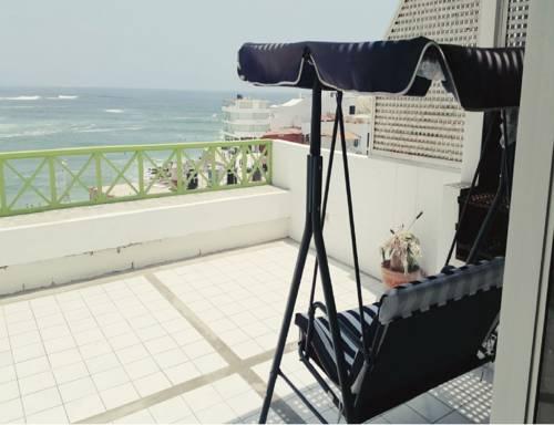 hotel Departamento Playa Punta Hermosa