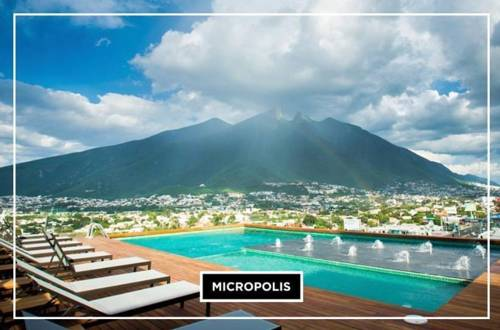 hotel Micropolis Residencial Dpto. 1205