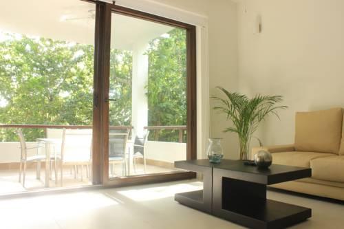 hotel 2 Bedroom Condos within Bahia Principe Resort Grounds