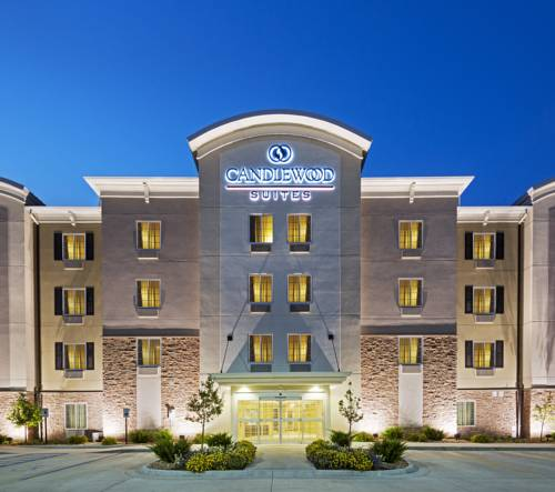 hotel Candlewood Suites - Baton Rouge - College Drive
