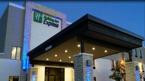 hotel Holiday Inn Express & Suites - Rantoul