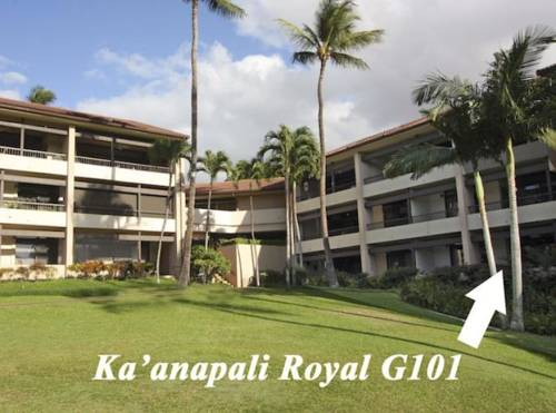 hotel The Ka'anapali Royal Golf Course Condo G101