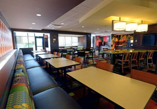 hotel Fairfield Inn & Suites by Marriott Bowling Green