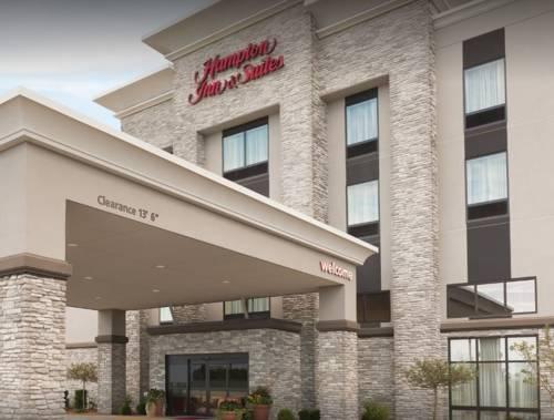 hotel Hampton Inn & Suites Kenosha