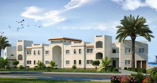 hotel Twin Lagoon Apartment at White Villas El Gouna