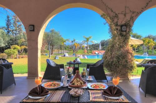 hotel Villa Marco Au jardin des senteurs
